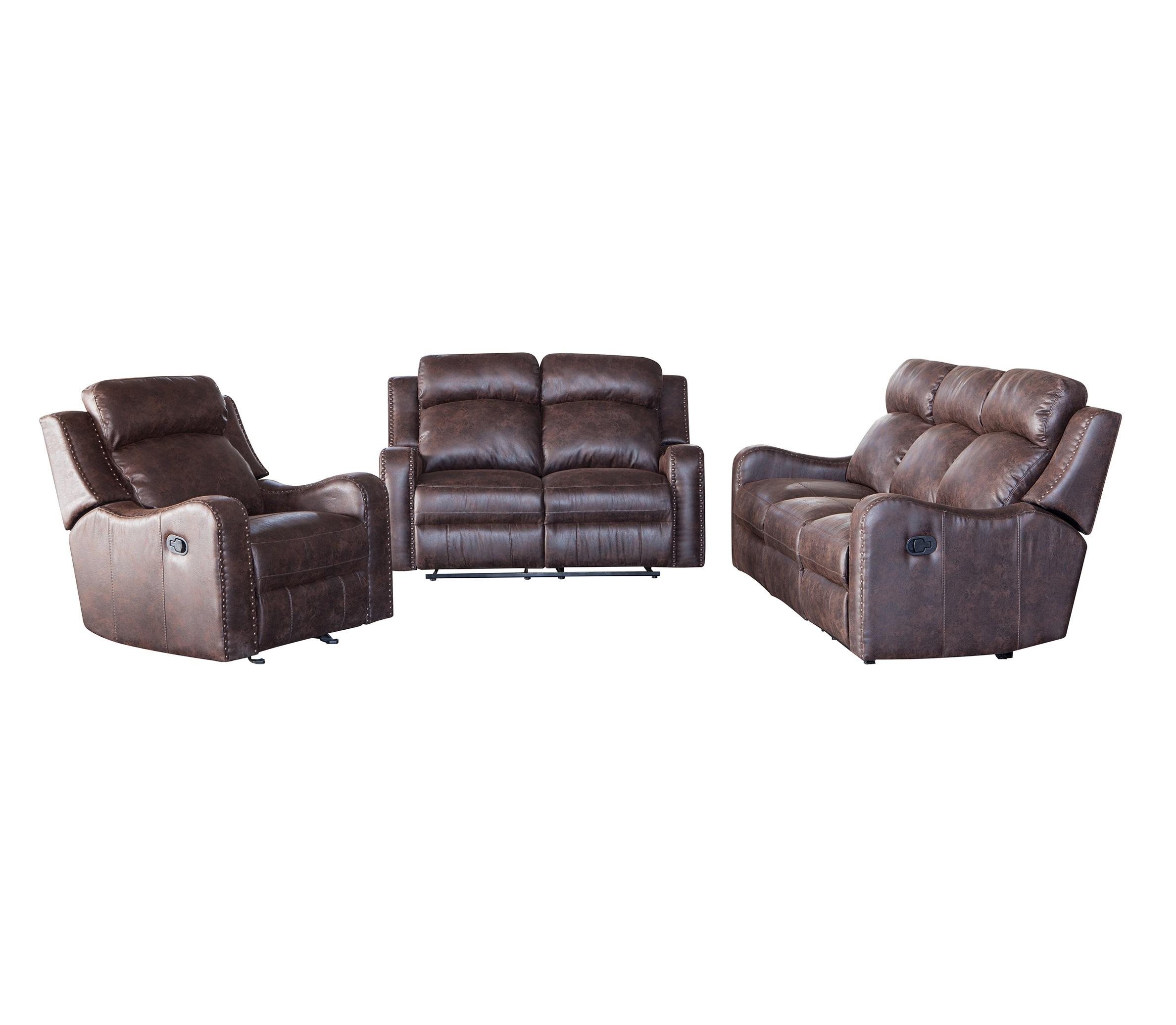 Hot sales living room furniture relax 1 2 3 electric recliner sofa