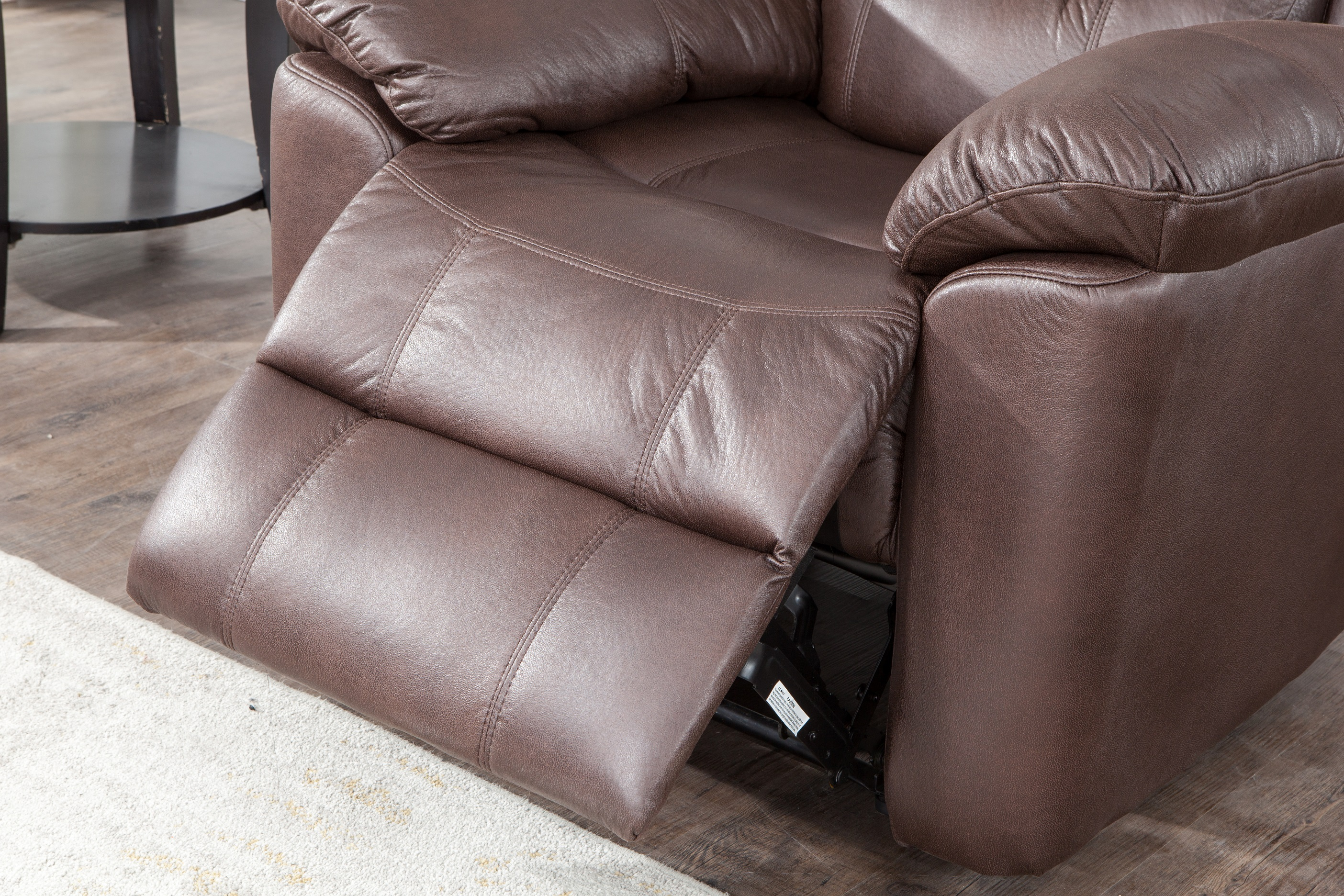Ready for ship zero gravity leather power lift 3+2+1 recliner sofa