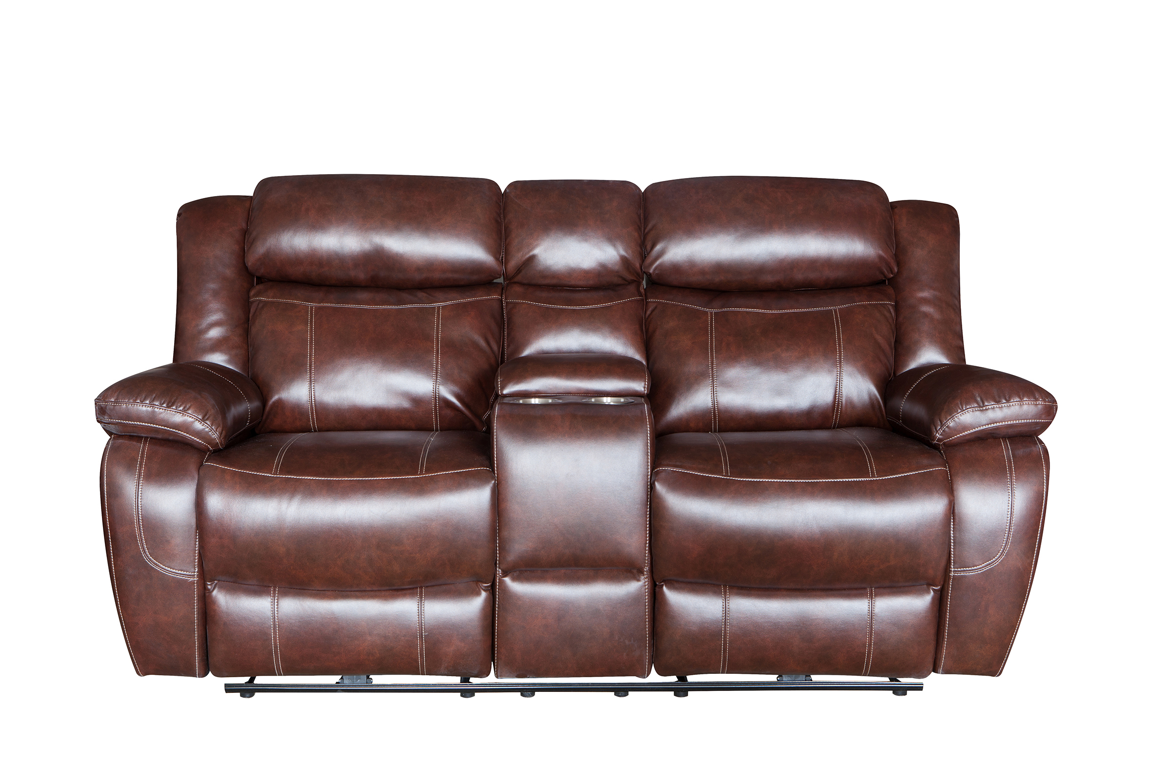 High quality leather home furniture luxury 1 2 3 sofa set